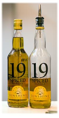 19 Spiced Vanilla Rum