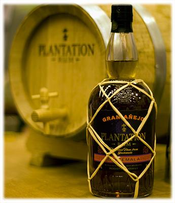 Plantation Gran Añejo Rum