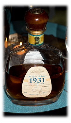 Rum Club - Chairman's Reserve 1931
