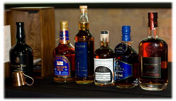 Black Tot Rum Tasting