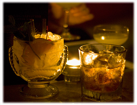The Rum Club - Plantation Guatemala Gran Añejo Rum Mai Tai and Old Fashioned