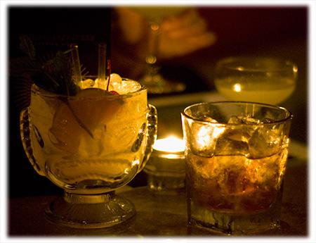 The Rum Club - Plantation Guatemala Gran Añejo Rum Mai Tai and Old Fashioned