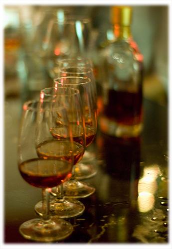 Mount Gay 1703 Rum Tasting