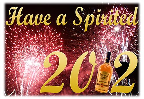 Have a Spirited 2012